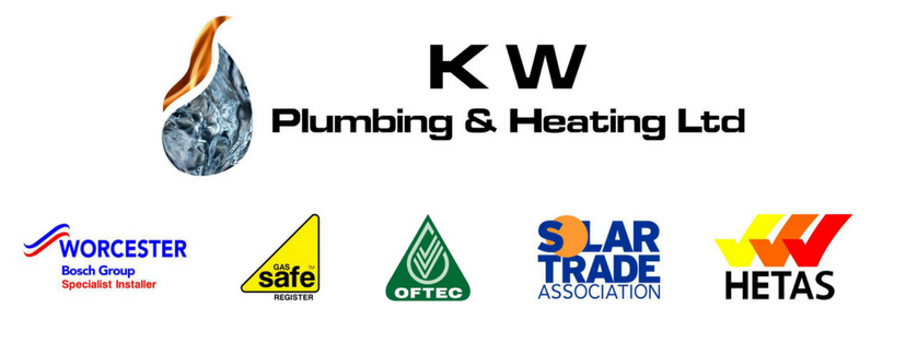 logo images for company kw plumbing and heating